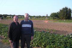 Terry Watson & Brian Wright