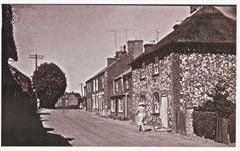Black Street flint houses