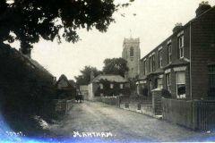 Black Street  & Church