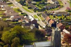 Black Street aerial 2015