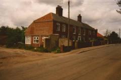 Church Terrace before Oak Tree Close
