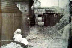 Black Street cottages alley