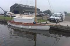 Boat shed, River Thurne
