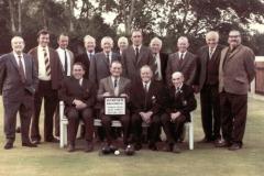 Kings Arms Bowls Club 1972