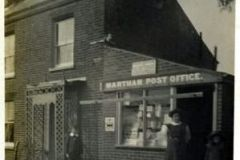 Former Post Office, Repps Road. c1910.
