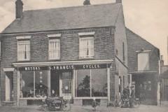 Francis Shop, The Green