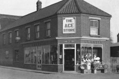 Francis Ace Stores, The Green