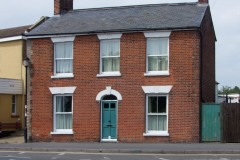 Hollydene House, The Green. 2014