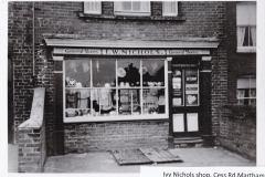 Ivy Nichols  Shop, Cess Road