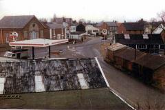Petrol  Stations. c1970