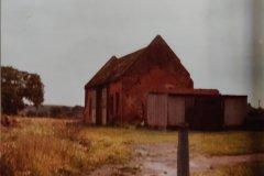 Point House Barn. c1980