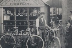 Francis Cycle Store, Black Street