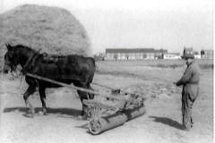 Church Farm 1978. Meyer Tungate & Peggotty