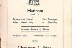 1936-Martham-Carnival-Chapman-advert-8.7.1936.