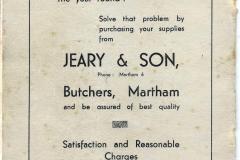 1936-Martham-Carnival-Jeary-advert-8.7.1936.