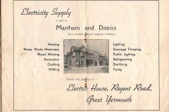 1938-Martham-Carnival-Electricity-advert-6.7.1938.