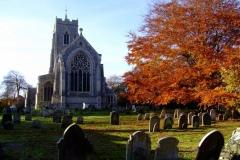 Autumn-in-the-graveyard