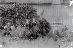 Hall Road-Hemsby Road corner house.