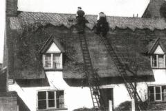 17a The Green thatching