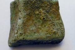 Bronze Age pot foot