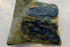 Bronze Age pot leg