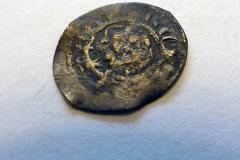 Edward silver farthing. 1272-1461