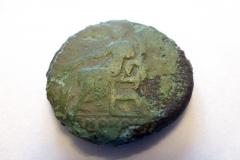 Hadrian  117-138. Reverse.