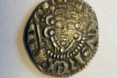 Henry III silver penny. 1251-1273