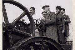 Edgar Kirby, Rodger Mattocks & Ivan Kirby c1905