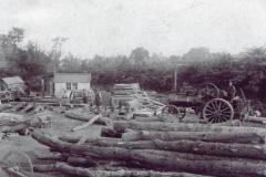 Kirby's Yard c1930