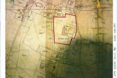 Martham-House-plot-654-1842-Tithe-Award-map