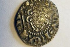 Henry III silver penny 1251-1276