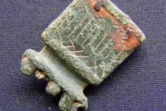 Early Medieval belt clasp