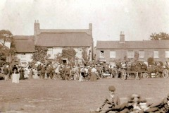 Village Green Methodist meeting c1910
