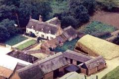 Manor House before it was demolished