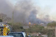Fire, November 2014