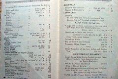 Bane advertising  Xmas 1928