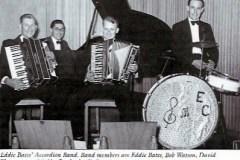Eddie Bates Band c1950