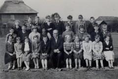 First School class of 1954-55