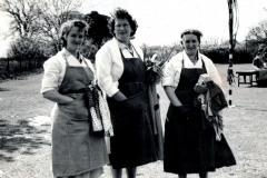 First school dinner ladies