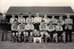 Football Team 1955-56