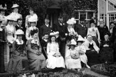 George Jeary & Lilian Bond wedding 15.11.1911