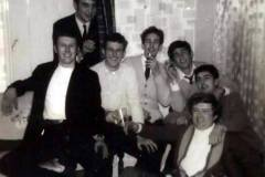 Michael Myhill 21st in 1968