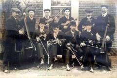 Methodist string band.  c1910