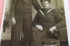 Arthur Brown & Robert Turner