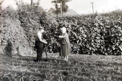 Bessie & Walter Hubbard