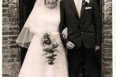 Daphne Brooks & Keith Litten wedding