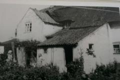 Bessie Hubbard at Hemsby Road home
