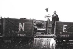 Alcocks unloading