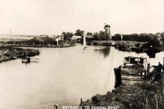 1910 Candle Dyke